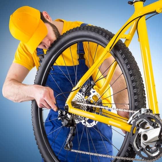Oficina de Bicicleta